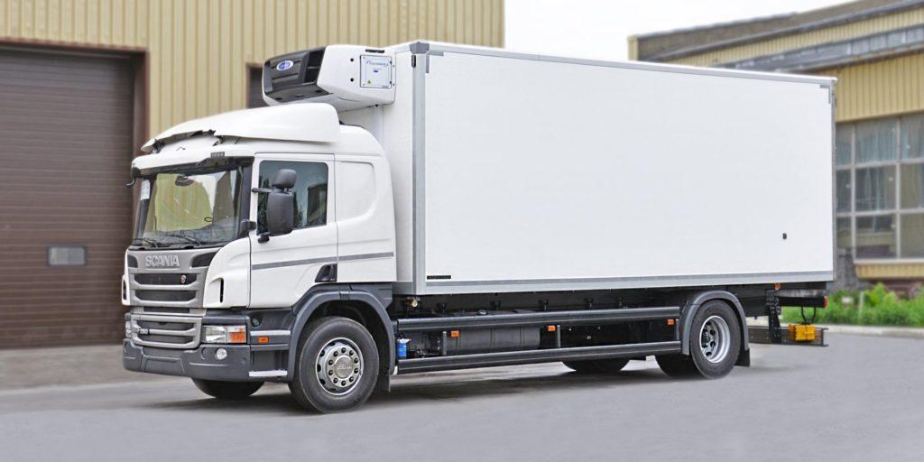 Регистрация грузового транспортного средства